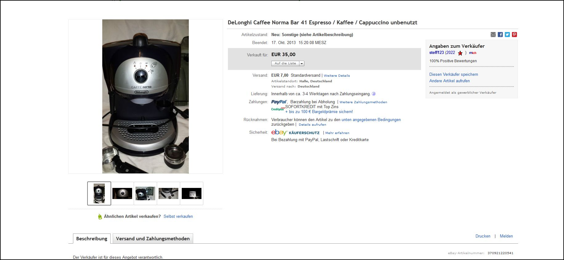 Verkäufer Verweigert Die Annahme Ebay Community