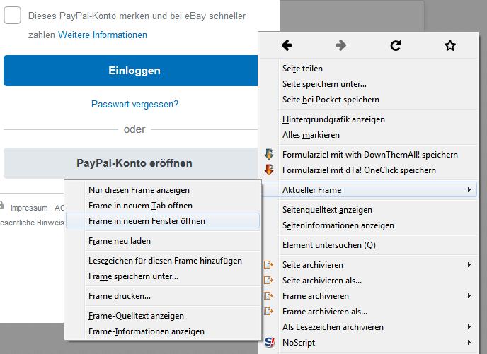 Paypal Neu Registrieren