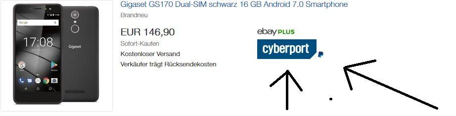 Suchergebnis auf für: eBay Günstig kaufen oder