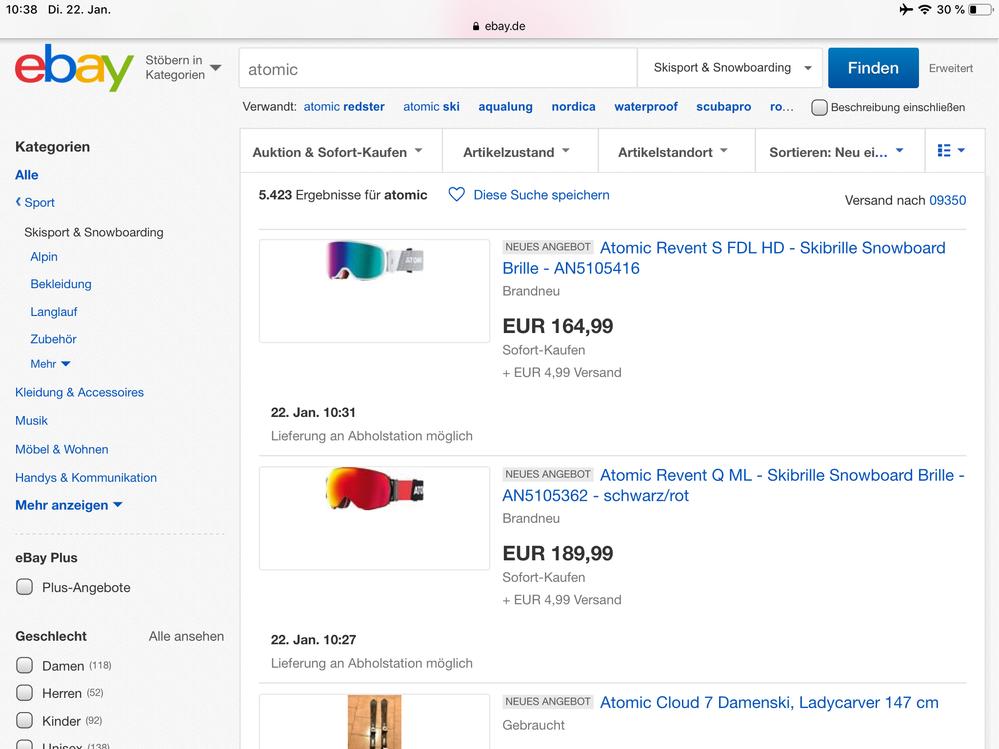PayPal Zeichen bei Suchergebnissen eBay Community